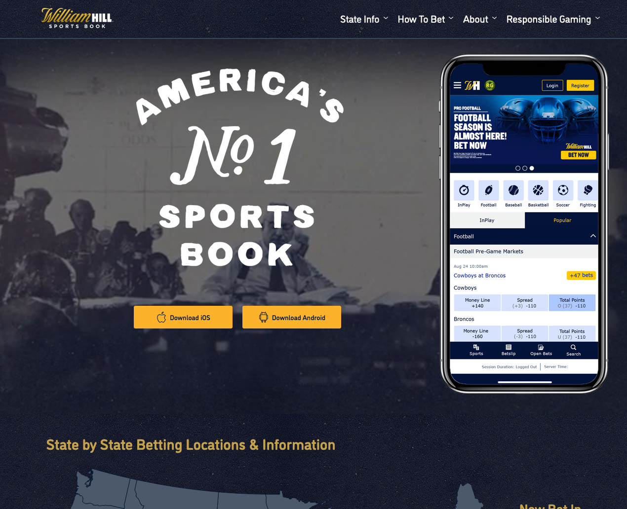 William Hill Race and Sportsbook