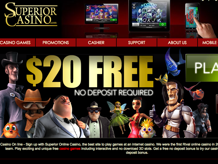 Casino deposit first free no play us book casino internet sports