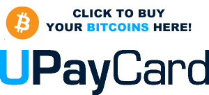 UPayCard accepts Bitcoin transactions
