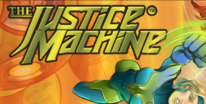 The Justice Machine by 1x2 Gaming