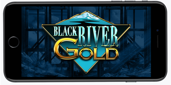 New Black River Gold Slots from ELK Studios