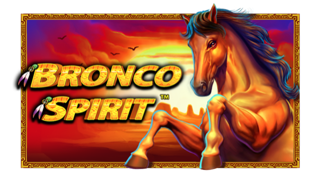 New 'Bronco Spirit' Online Slot from Pragmatic